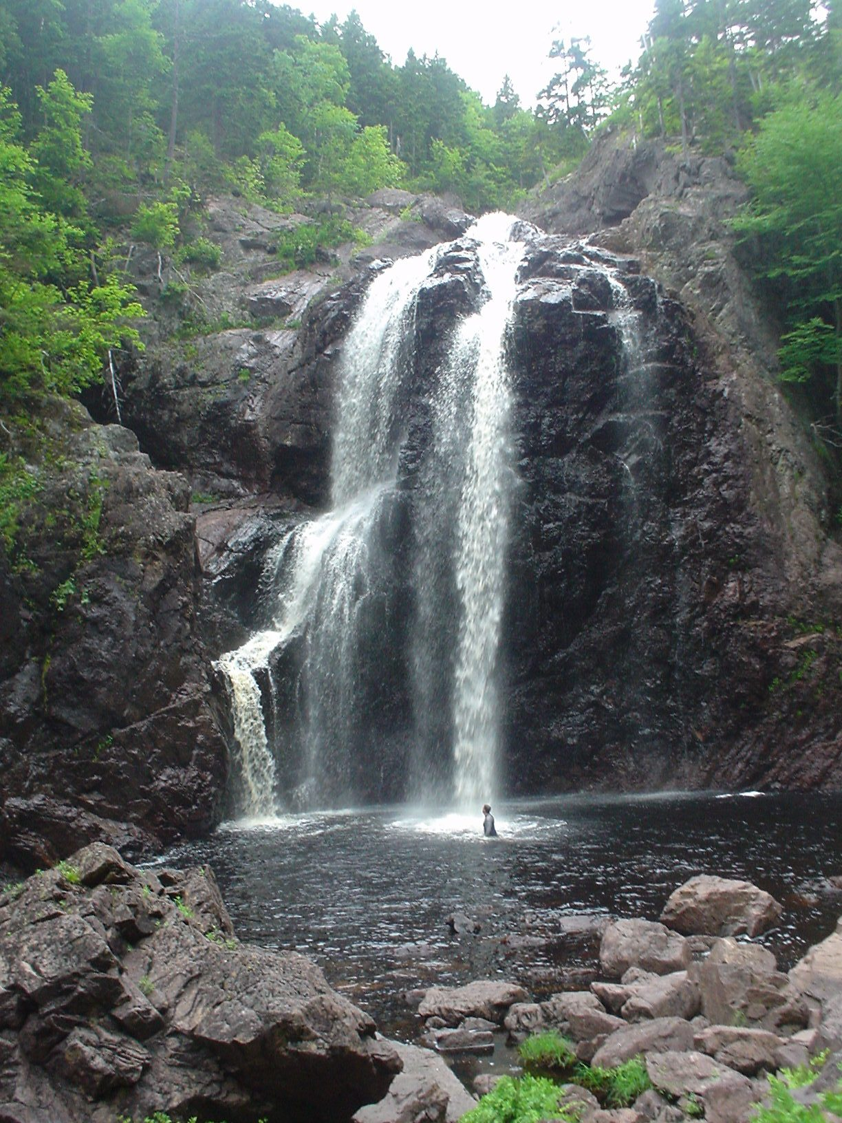 Waterfalls of Moose River Gorge – Seeking Waterfalls